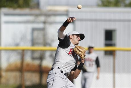 Baseball Notches Two Wins Against Caldwell