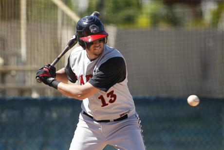 Baseball Soars Above Riverhawks