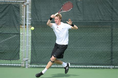 Men's Tennis Drops a Heart-Wrencher to the Tigers