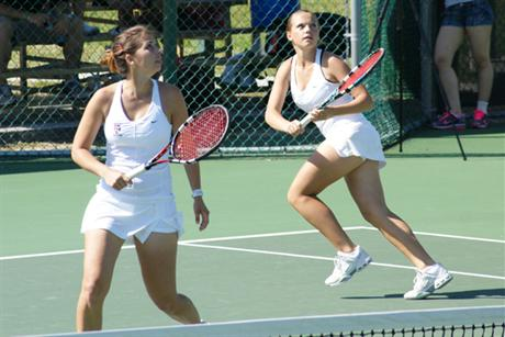 Women's Tennis Skins Fifth-Ranked Cougars