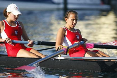 Rowing Continues To Have Strong Season