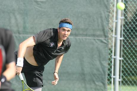 To the SSC Semis for Men's Tennis