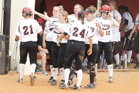 Softball Slips on Final Road Series