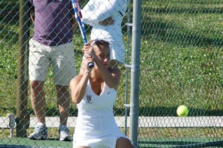 Women's Tennis Punches Ticket To Finals With Win Over Argonauts