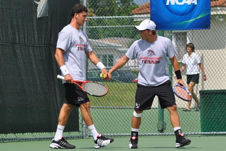The Changing of the Guard: Men's Tennis Downs #2 Armstrong