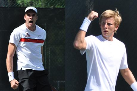 Men's Tennis Shuts Out Clippers and Advances to the Championship