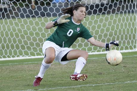 Women's Soccer Stifles Sailfish For First Shutout