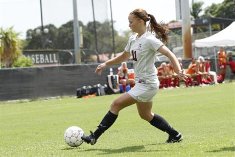 Women's Soccer Falls To Mocs