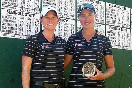 Women's Golf Finishes Third At Saint Leo
