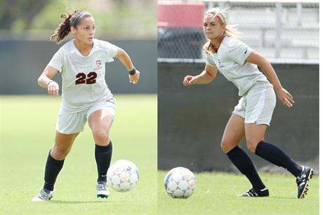 Women's Soccer Dominates Hawks