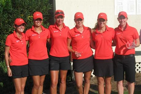 Women's Golf Closes Fall Season With  A Win At Flagler