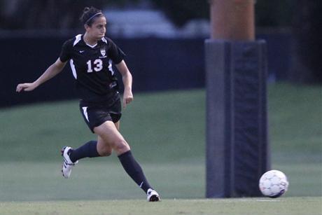 Women's Soccer Shutouts Tritons