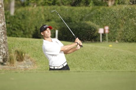Men's Golf Finishes Competition At Queens