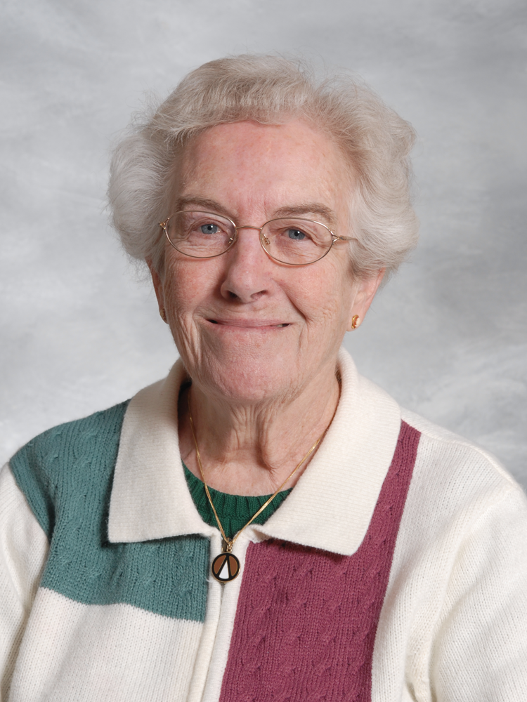 Sister Sarah Cavanaugh, OP, BS, '56, MS, '59