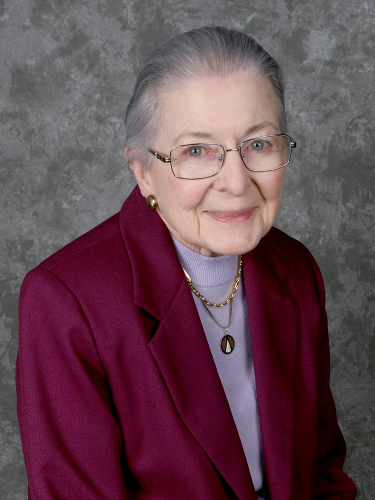 Sister Joanne O'Connor, OP, BS '44