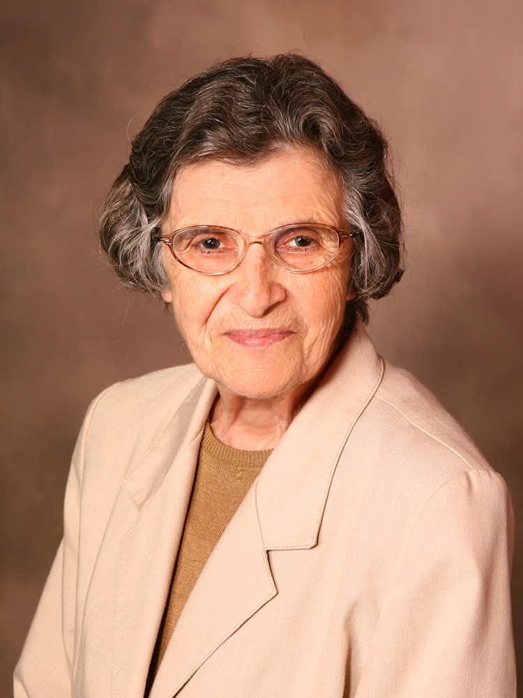 Sister Marie Joannes O'Donnell, OP, PhD