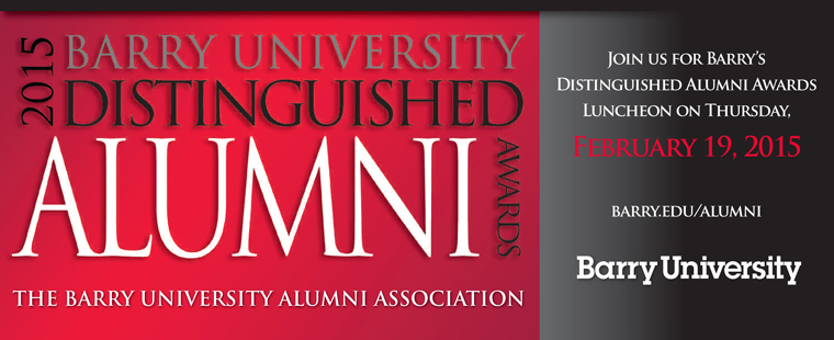 Barry University Distinguished Alumni Awards