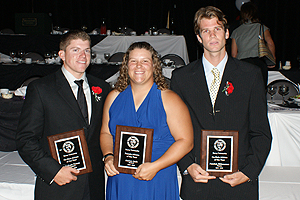 2008 Athletes of the Year