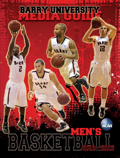 Media Guide Men's Basketball