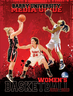Media Guide Women's Basketball