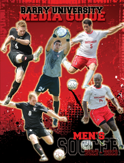 Media Guide Men's Soccer