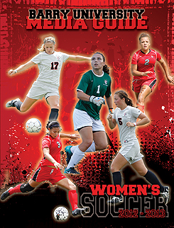 Media Guide Women's Soccer