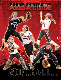 Media Guide Softball