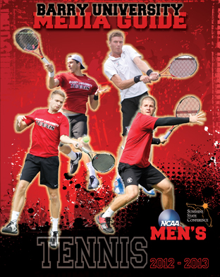 Media Guide Men's Tennis