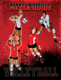 Media Guide Volleyball
