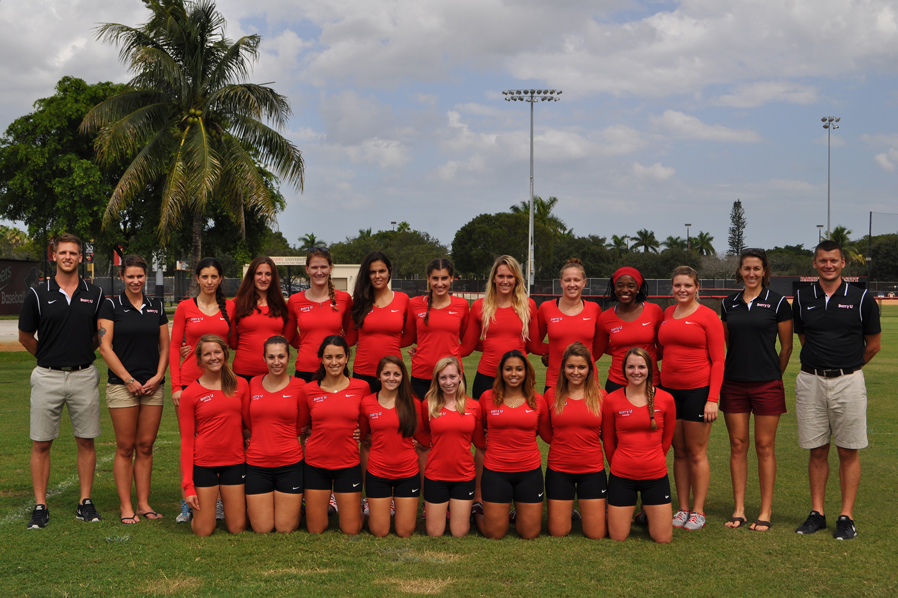 Rowing Team Picture