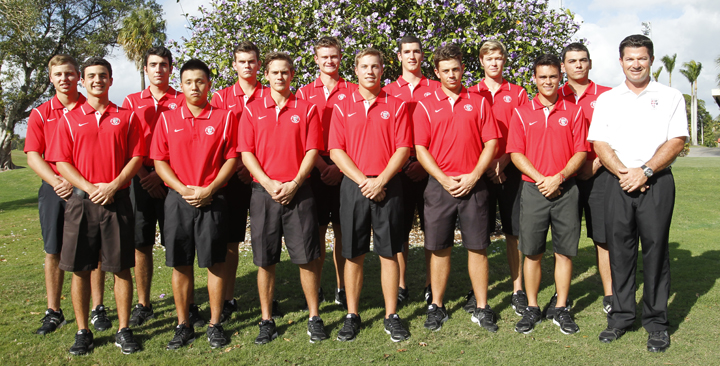 Men's Golf Team Picture