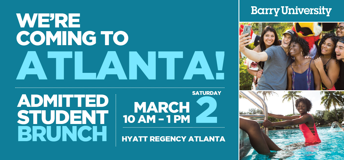 Atlanta: Admitted Student Brunch