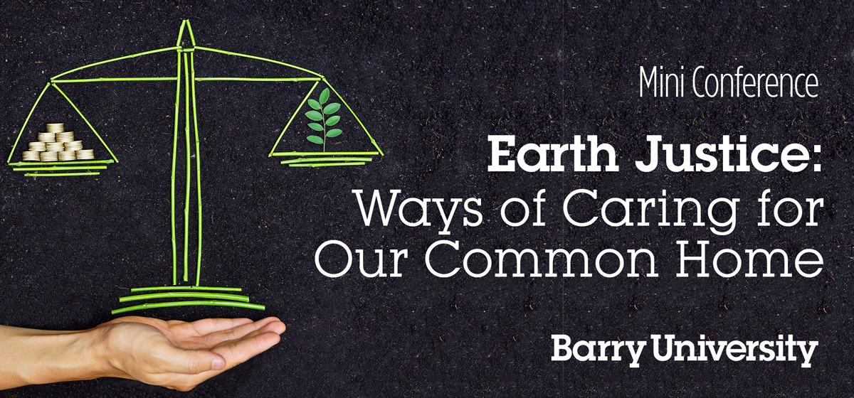 Earth Justice: Ways of Caring For our Common Home