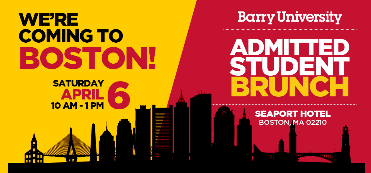 Boston: Admitted Student Brunch