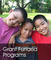 Granted Funded Programs