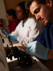 Histotechnology Laboratory at Barry University