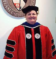 Barry University Doctoral Robe