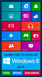 Microsoft Bootcamp - App Labs for Windows 8 Developers