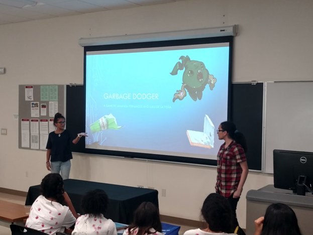Barry University Codella Summer Camp on Game Design