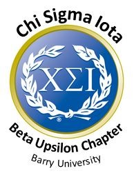 Beta Upsilon Chapter of Chi Sigma Iota