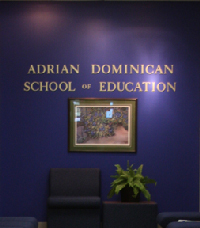 Adrian Dominican School of Education
