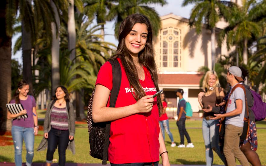 Barry University, Miami Shores, Florida
