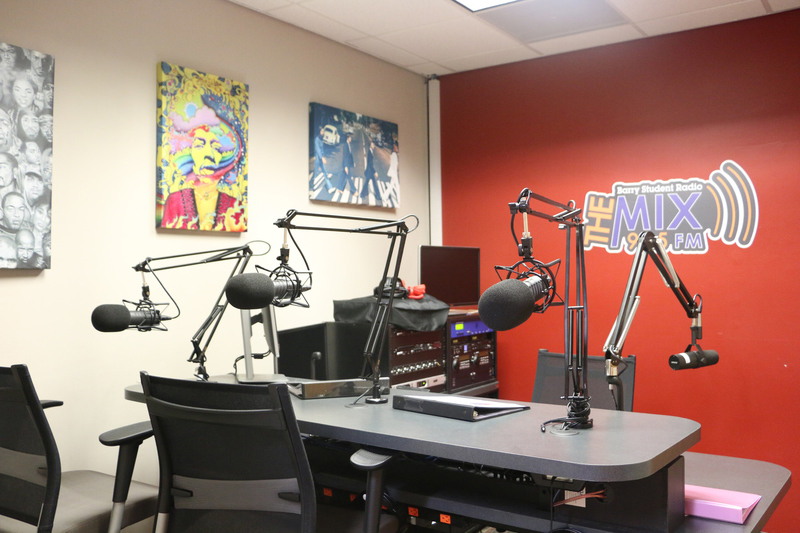 Barry University Radio Station
