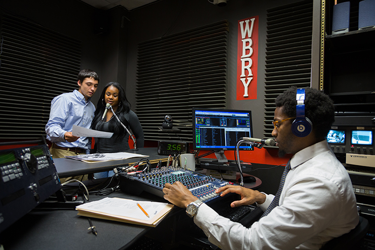 WBRY: Barry  University Radio