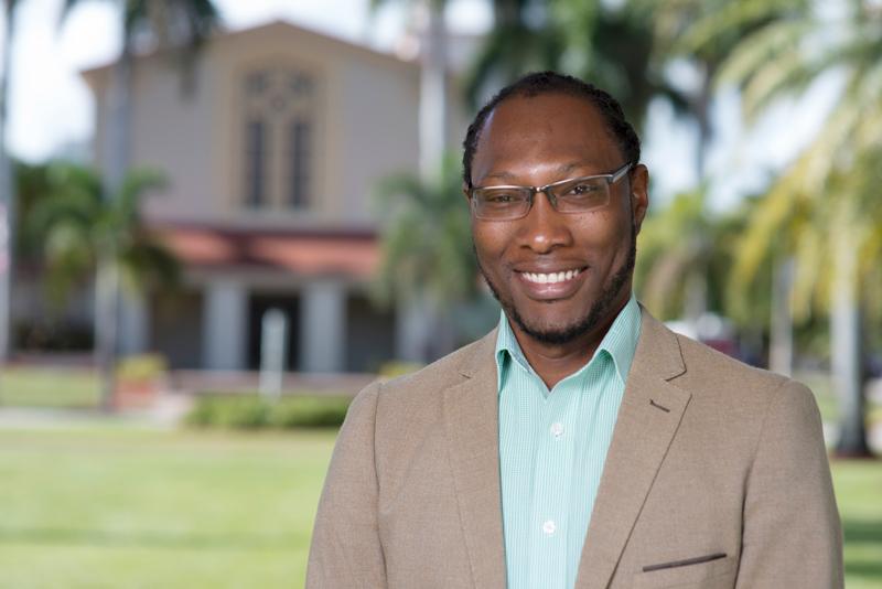 Ian B. Quamina, PhD