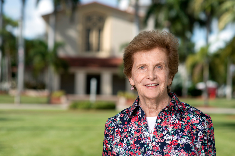 Sr. Ellen Rice, PhD