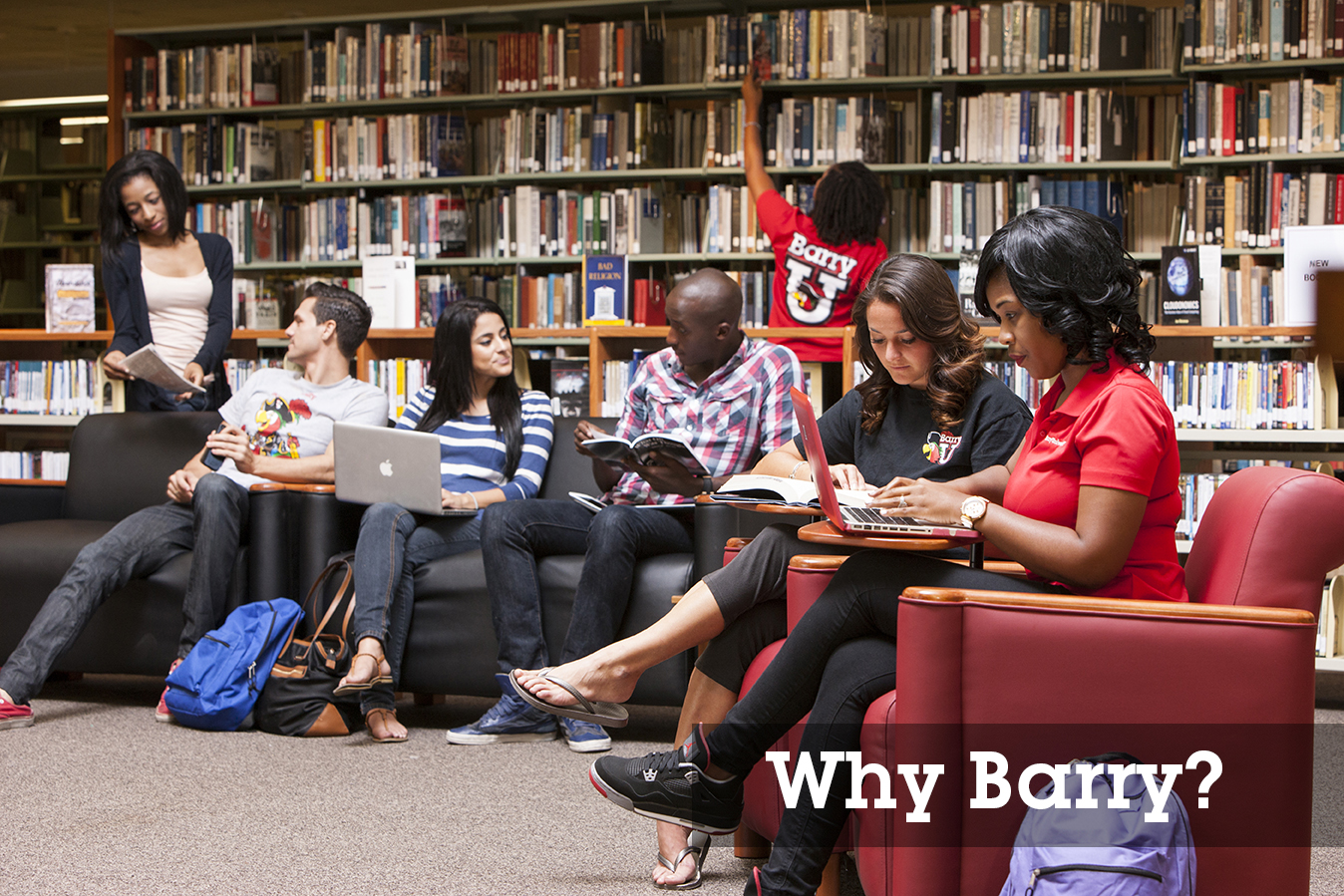 Why should you consider Barry University?