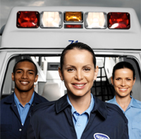 History of the EMS Profession