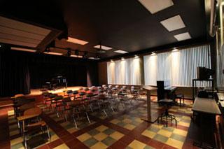 Facilities Music Bm Ba Department Of Fine Arts