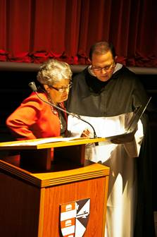 Founders' Week Interfaith Prayer